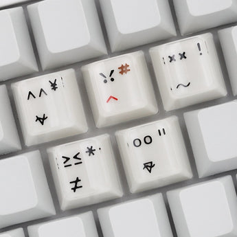 HAMMER Dr. Click ARTISAN KEYCAP Emoji Compatible with Cherry MX switches and clones
