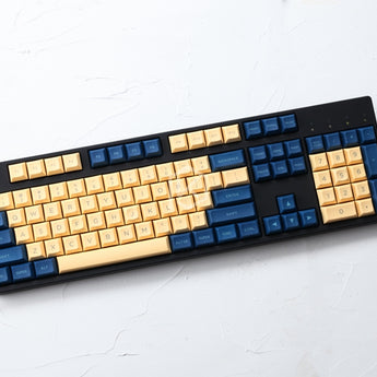 dsa pbt top Printed legends PBT Keycaps beige blue Laser Etched for gh60 poker2 xd64 87 104 xd75 xd96 xd84 cosair k65 k70 razer blackwidow