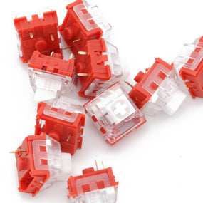 Kailh Box Red Pro Switch 35g Linear RGB SMD Switches DustproofIP56 waterproof mx