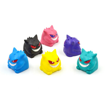 [Closed][GB] Cool Kit Novelty Gengar Pokémon inspired colourful resin keycap ゲンガー