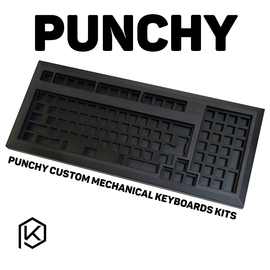 [GB] Punchy 1800 Custom mechanical keyboards kits PCB+plate+aluminium case