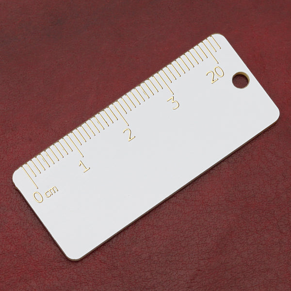 XD xiudi Self Deception ruler glass fiber plate spoof prop same material with PCB