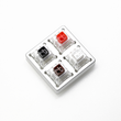 switch tester with aluminum base cherry kailh outemu ttc ysa greetech otm red blue brown black green orange rgb pro speed heavy