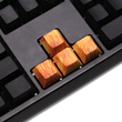 Arrow key Spacebar Cherry profile Dye Sub Keycap thick PBT for keyboard gh60 xd60 xd84 tada68 rs96 zz96 87 104 660