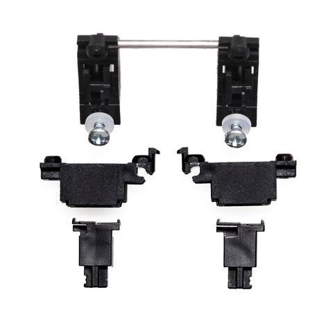 cherry original Black PCB mount screw Stabilizers for Custom Mechanical Keyboard