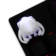 Novelty Shine Through Keycaps 3d printed chilopod Cherry MX compatible