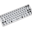 gk61s dual mode bluetooth 3.0 and USB 60% hot swappable rgb mechanical keyboard