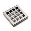 stainless steel enclosed case for jj4x4 upper and lower case support bm16a