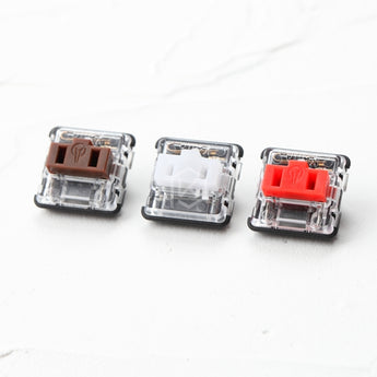kailh low profile switch half high ultrathin RGB Swithes For Backlit Mechanical Gaming keyboard brown white blue red Free Shipping