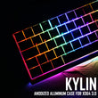 Kylin 60% Anodized Aluminium Case with Acrylic Diffuser for XD64 XD60 GH60 Satan 60
