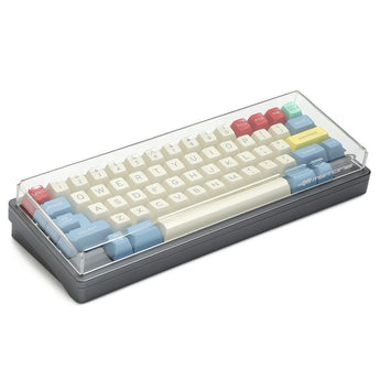 mStone Clear & Forested dust cover anti dust guard cap mechanical keyboard 40% 60% 65% 80% Poker GH60 BM60 XD64 XD68 BM65 87