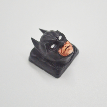 [Pre-Order] Lil-Moemon Joker Batman Captain American Thor Ironman artisan resin hand-painted keycap