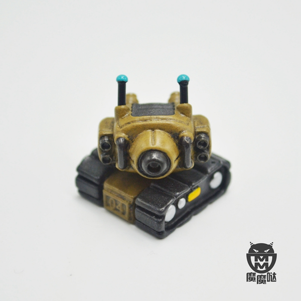 [CLOSED][GB] Lil-Moemon Tank novelty resin hand-painted keycap inspired by Avengers film