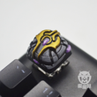 [Pre-Order]WOW inspired novelty by Lil-Moemon resin hand-painted keycap