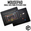 MOUSEPAD Sensor solar system hand shank size 340 280 3 MM NON STITCHED EDGES RUBBER HIGH QUALITY for mechanical keyboard