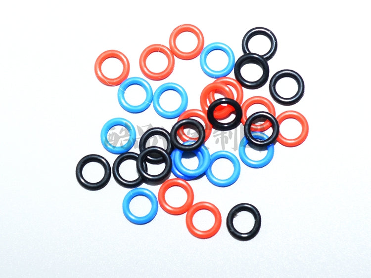 Wholesales 120 pcslot Keyboard Accessories Rubber O Ring O-Ring Switch Dampeners for Cherry MX Keycap
