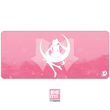 Mechanical keyboard mousepad Sailor Moon Tsukino Usagi cherry 900 400 4 mm Stitched Edges Soft/Rubber High quality