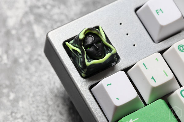 [CLOSED] [GB] FREE SHIPPING BOB SPADES HANDMADE RESIN ARTISAN KEYCAPS FOR CUSTOM MECHANICAL KEYBOARDS round 2