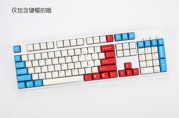 taihao abs double shot keycaps for diy gaming mechanical keyboard