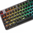 taihao pbt double shot keycaps for diy gaming mechanical keyboard Backlit oem profile