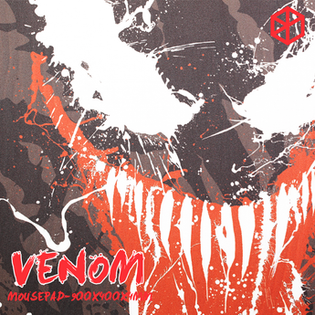[CLOSED][GB] Venom theme Mousepad full size 900*400 unstitched