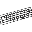 carbon fiber plate for xiudi xd68 65% custom keyboard Mechanical Keyboard Plate support xd68
