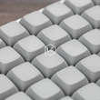 XDA blank keycaps xd75re Keyset Blank  For MX Mechanical Keyboard