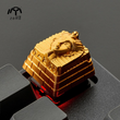 zomo Eye of Providence Akhnaton Pharaoh Egypt Artisan Keycap CNC anodized aluminum Compatible Cherry MX switches