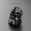 zomo Saw torture device Artisan Keycap CNC anodized aluminum Compatible Cherry MX switches