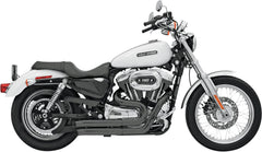 Black Pro Street Turn Out System for Sportster '04 -2013 - 14123D