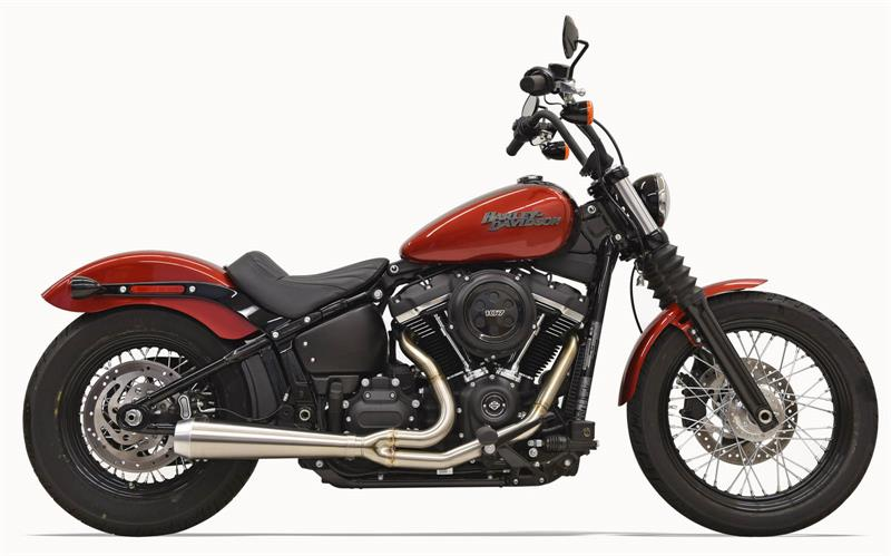 Road Rage III 2 into1 Stainless for 2018-2020 Softail