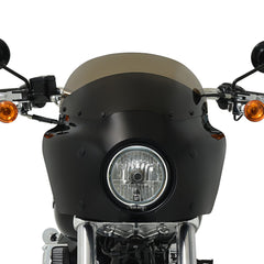 Cafe Style Windshield for Road Warrior Fairing