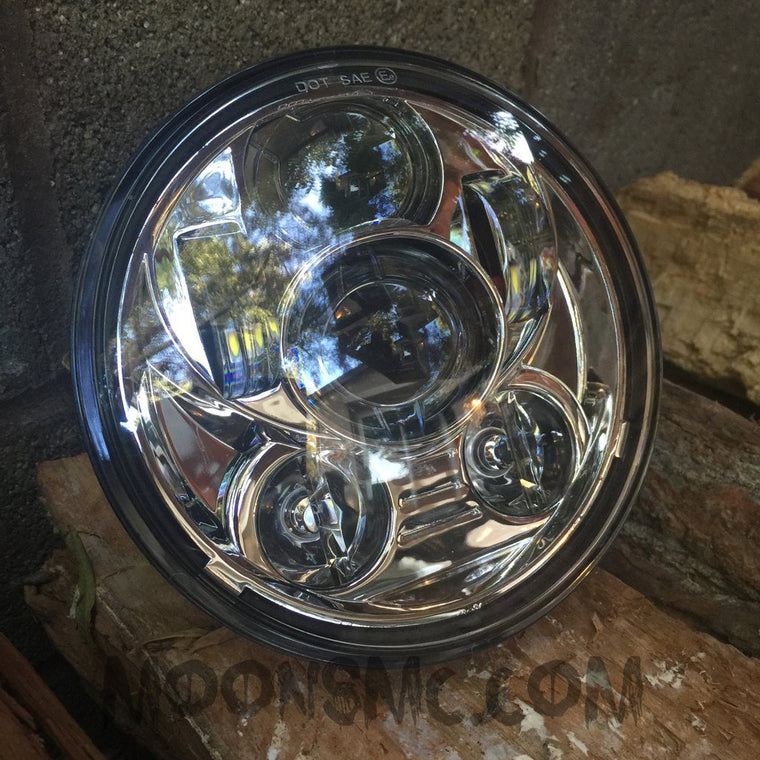 "5.75"" MoonMaker 2 LED Headlight"