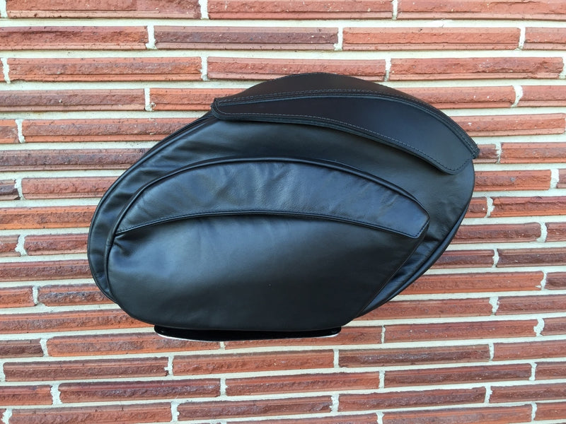 Retro Series V3 Dyna Saddlebags