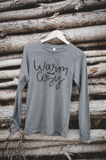 Warm and Cozy - Short and Long Sleeve