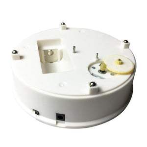 360 Degree Electric Rotating Turntable Photography Loom Rack