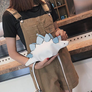3D Dino™ Crossbody Bag Cross Body Bags Loom Rack