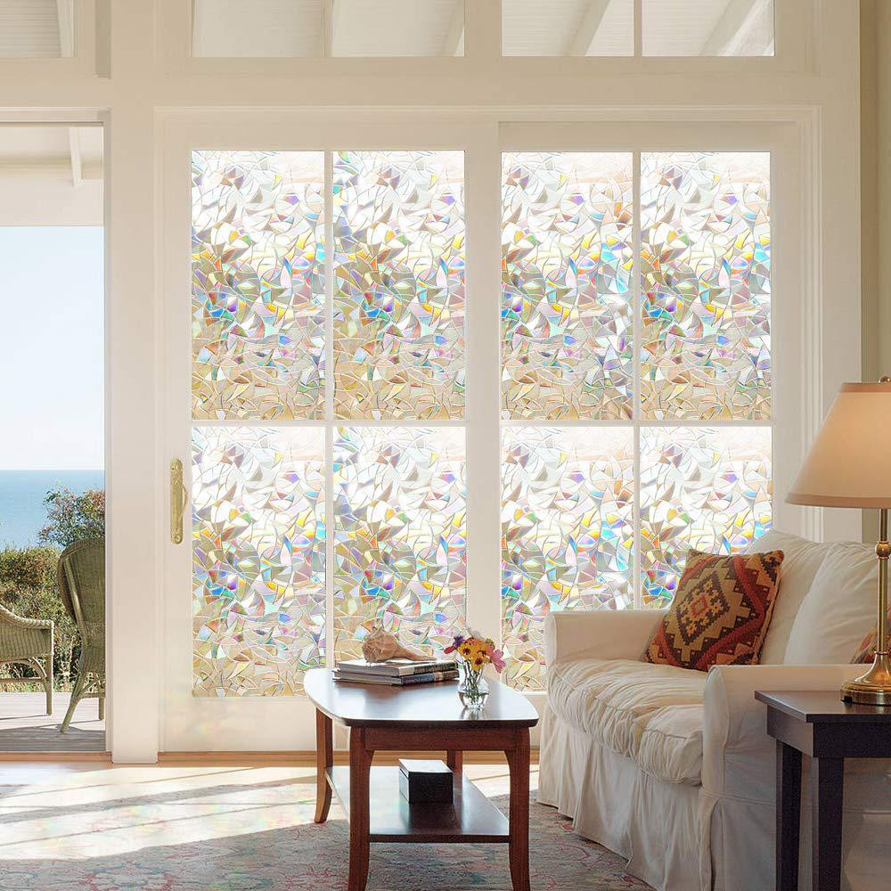3D Rainbow Window Film Decorative Films Loomrack
