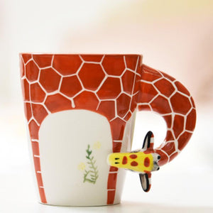 ANIMUGS Mugs Loom Rack Giraffe