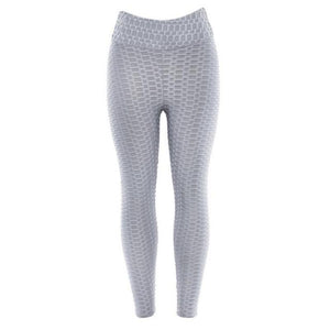 Anti Cellulite Leggings Leggings Loom Rack Silver S