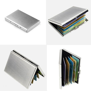 Anti RFID Wallet Wallet Loom Rack