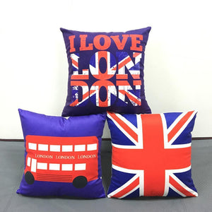 British Pillow Covers Cushion Cover Loom Rack