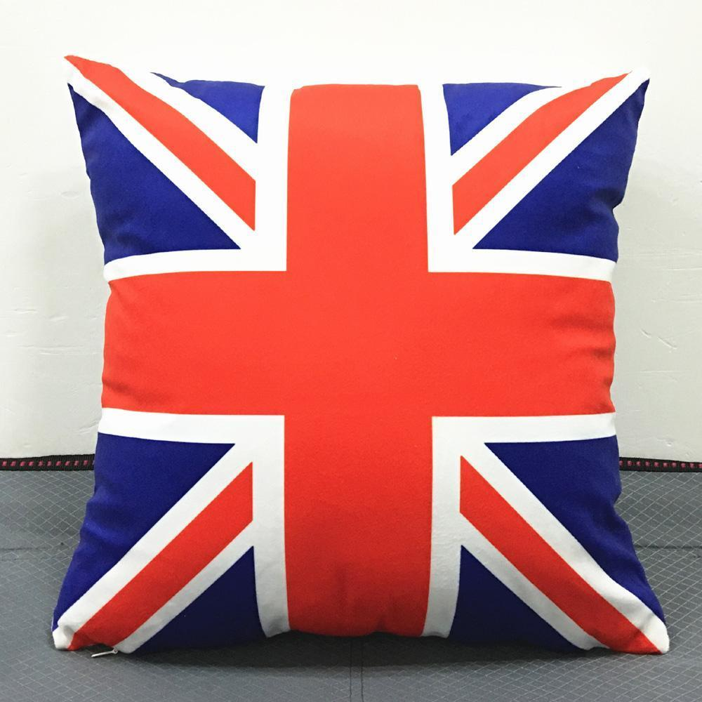 British Pillow Covers Cushion Cover Loom Rack B