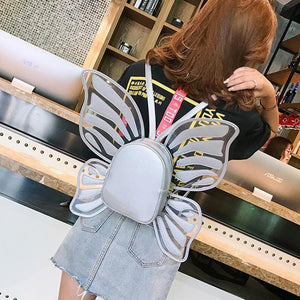 Butterfly Wings Backpack Bags Loom Rack