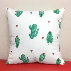 Cactus Pillow Covers Cushion Cover Loom Rack D