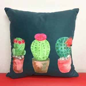 Cactus Pillow Covers Cushion Cover Loom Rack F
