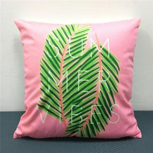 Cactus Pillow Covers Cushion Cover Loom Rack M