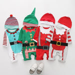 Christmas Baby Boy Romper Onesie Costume Christmas Accessories Loom Rack