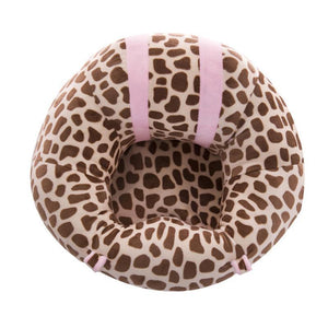 Comfy Baby Support Seat Baby Accessories Loom Rack Giraffe Print