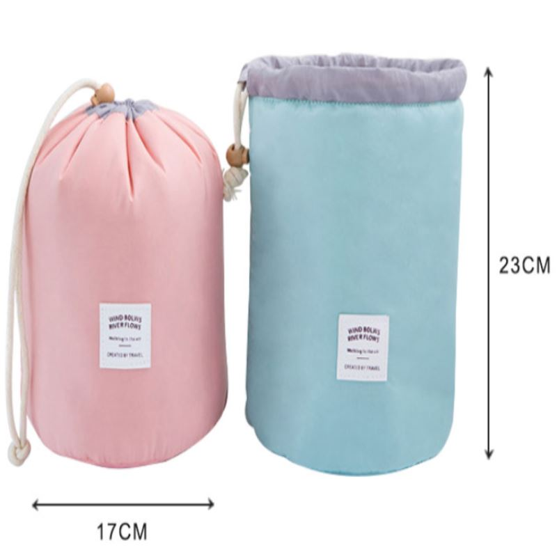 Cosmetic Toiletry Travel Organizer Pouch Storage Bags Loom Rack